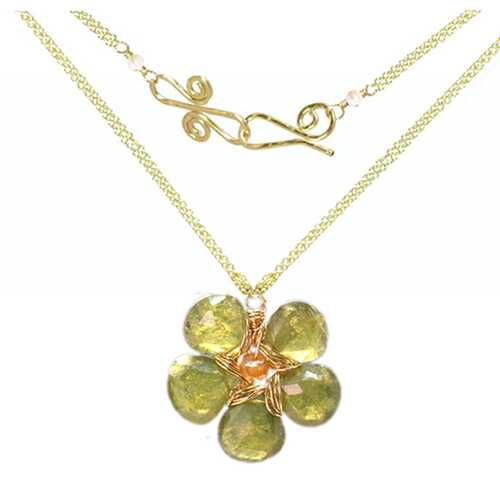 Necklace 282 - Gold
