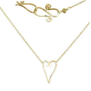 Necklace 374 - Gold