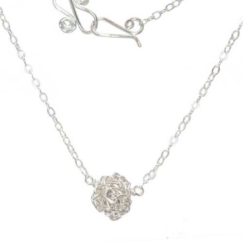 Necklace 067 - Silver