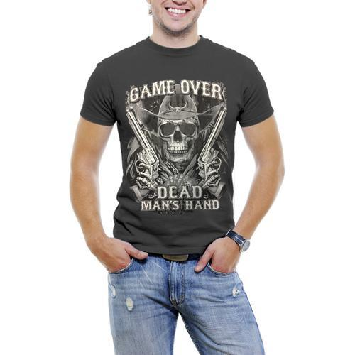 High Quality Large Graphic Print T-Shirts S-5XL