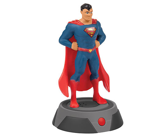 Super Fx 2 5 Inch Dc Superman Statue With Real Audio