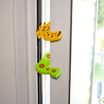 Cute Critter Door Stopper for Child and Baby Proofing (10pcs/set)