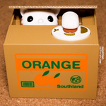 Adorable Automatic Coin-Stealing Cat or Panda Piggy Bank