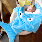 Shark Shaped Infant Sleeping Bag