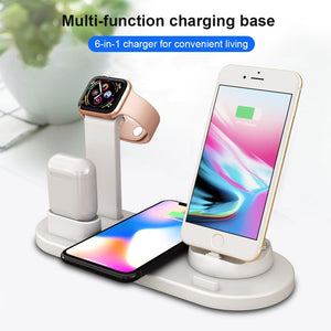 FDGAO 3-in-1 Charging Station