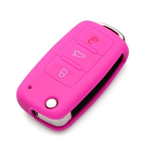 silicone car key cover