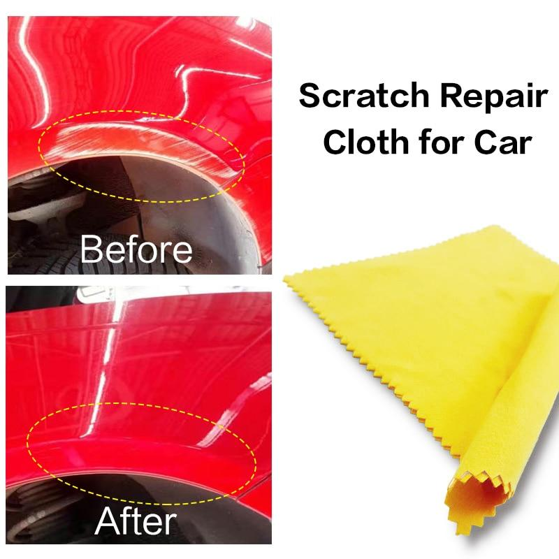 Car Scratch Remover Cloth - Clear Car Scratch Polish Cloth