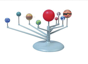 DIY Solar System Model Kit Science Astronomy Project For Kids