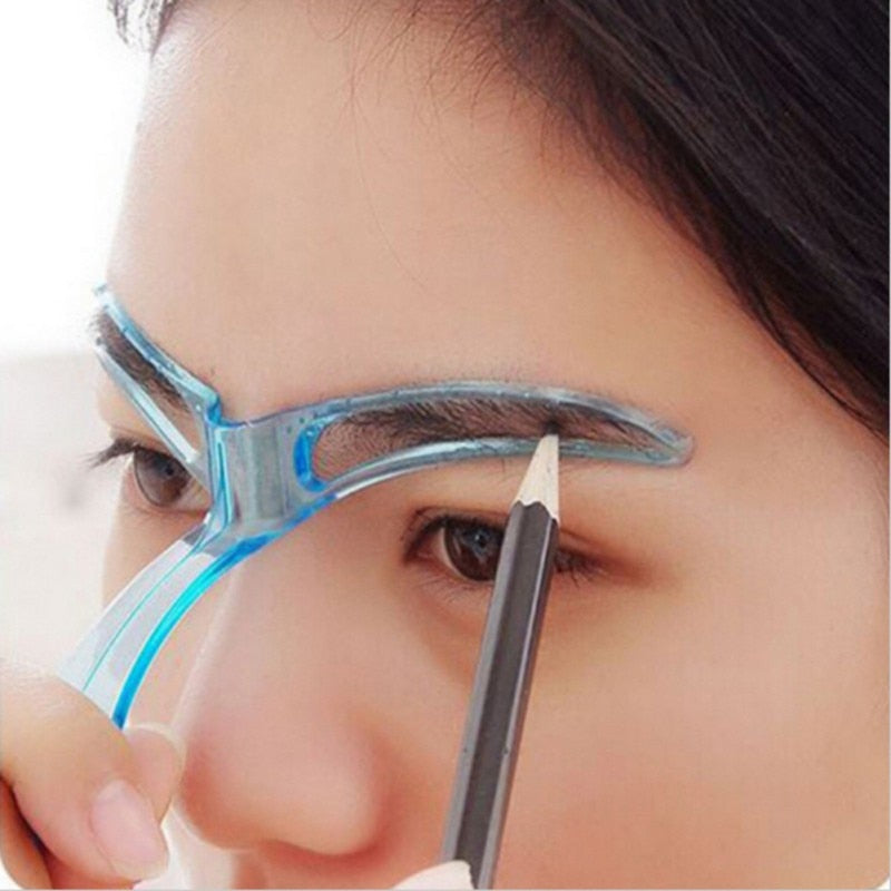 Eyebrow Stencil - Easy Brow Makeup Applier