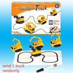 Inductive Magic Toy Truck