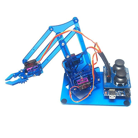 DIY Arduino Robot Rotating Arm For STEM/Coding for Kids