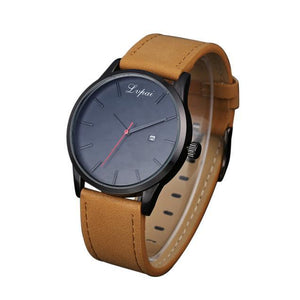 Classic Look Unisex Analog Watch with Date