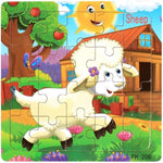 Kids Jigsaw Puzzle For Cognitive Skill Development
