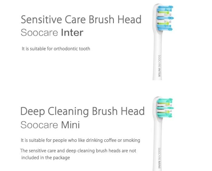 Xiaomi SOOCARE X3 - Upgraded Smart Sonic Electric Toothbrush