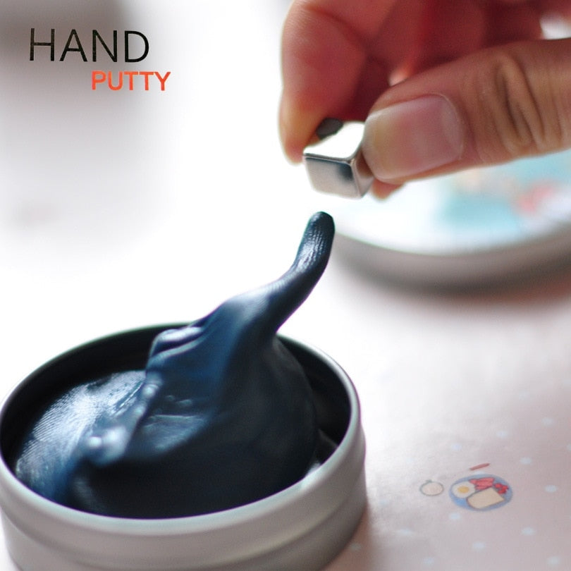 Hypnotic, Magnetic Putty Slime Toy