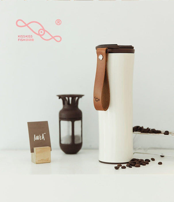 Mijia Smart Coffee Tumbler & Travel Mug with Temperature Display