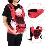 Adjustable Ergonomic Baby Carrier