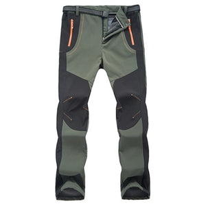 Hiking Pants Outdoor Softshell Trousers