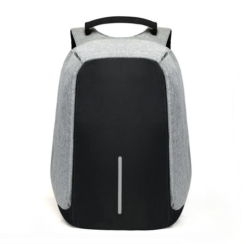 "Anti-Theft Backpack with USB charging for 15"" Laptops"