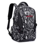 FengDong Men's Anti Theft Backpack - Large Laptops