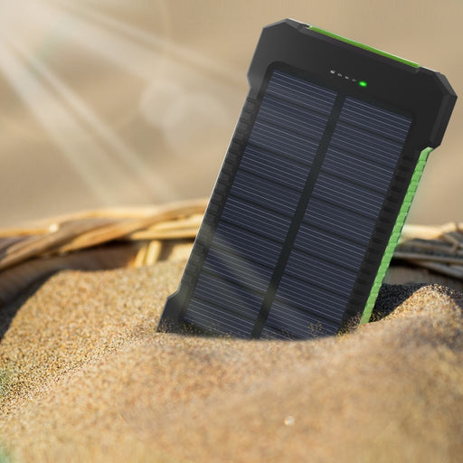 XIAOMI Dual USB Fast Portable Solar Power Bank -  20000 MAH