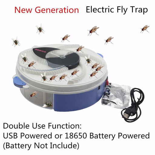Electric Fly Trap - USB/Battery