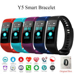 Smart Wristband Fitness Tracker