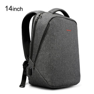 "Tigernu Anti-Theft USB Charging Backpack for up to 17"" laptops"