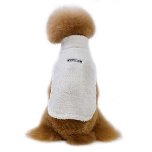 Classy Winter Fleece Jackets For Pets
