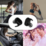 Touch Control Waterproof Bluetooth Wireless Earphones / Earbuds with Mic