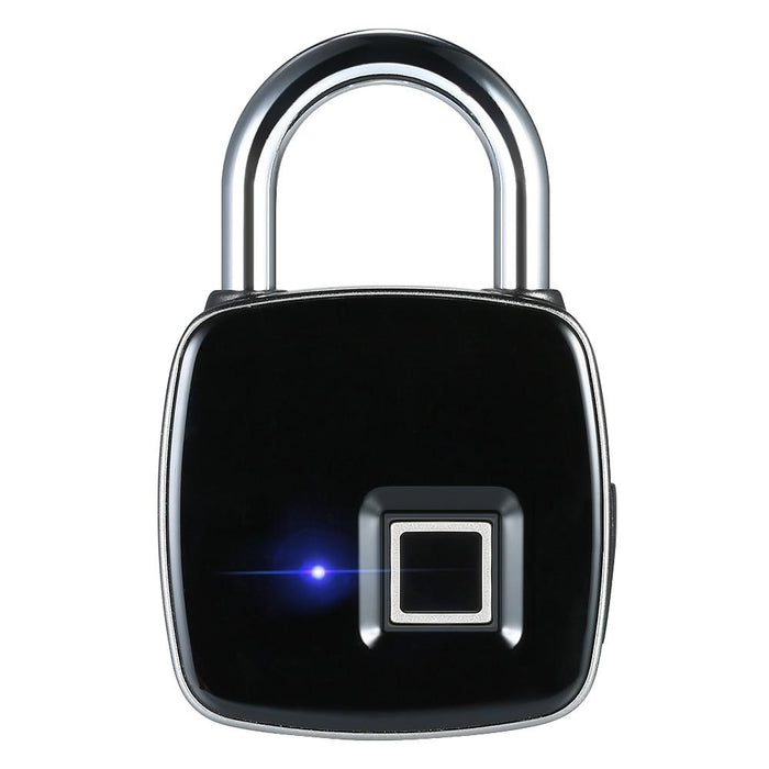 Smart Fingerprint Lock - USB Rechargeable