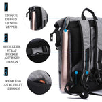 TuoGuan Anti Theft Backpack for 15.6 inches Laptops