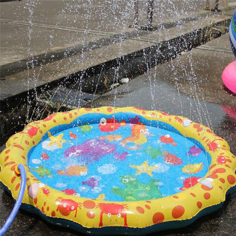 Sprinkler Splash Water Play Mat