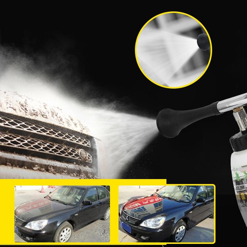High-Pressure Washer and Water Gun for Automobiles