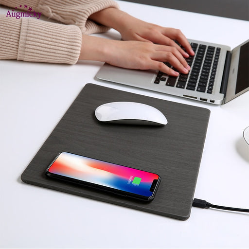 Mousepad Wireless Charger For Phones