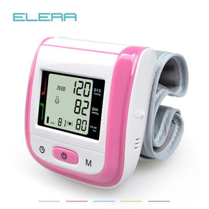 Blood Pressure Measuring Wrist Band