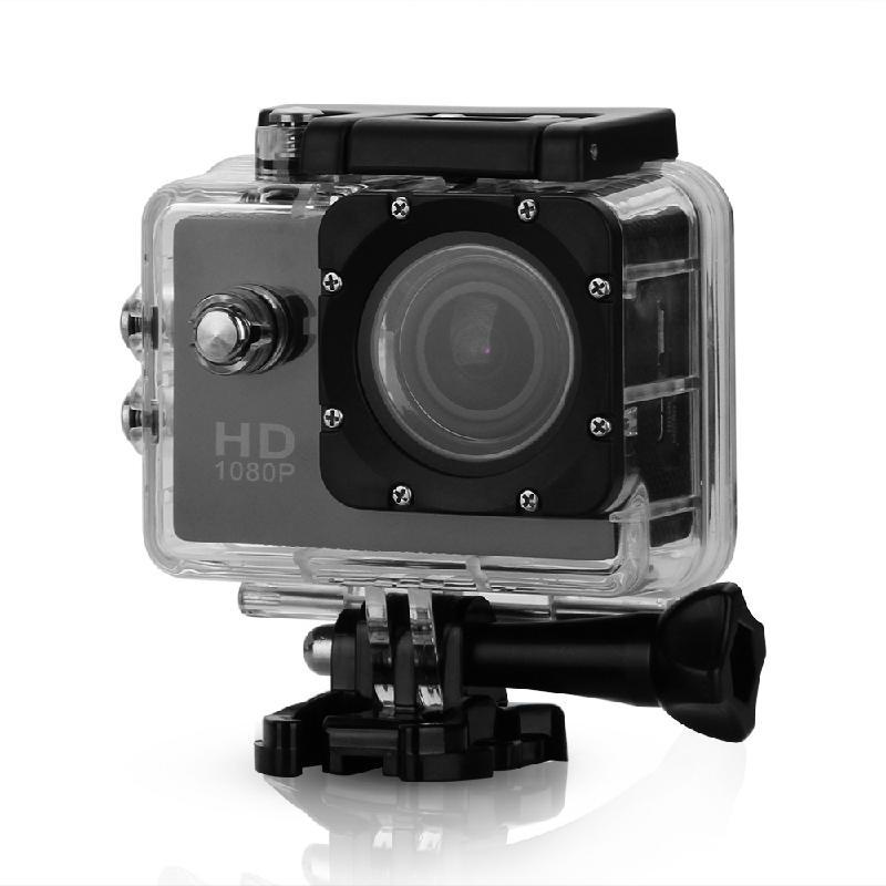 MEMTEQ 1080P Outdoor Waterproof Action Camera