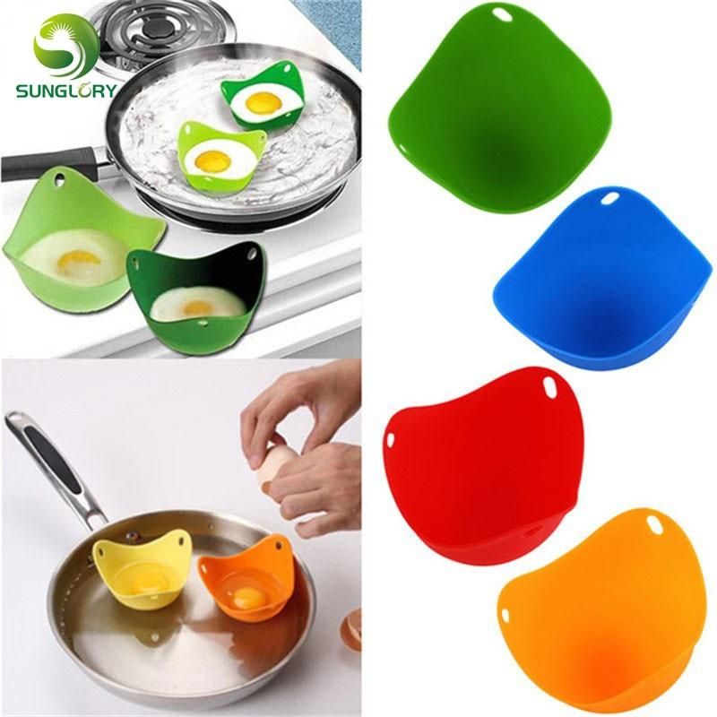 2pc Easy Egg Poacher