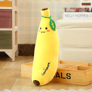 Banana Plush Doll