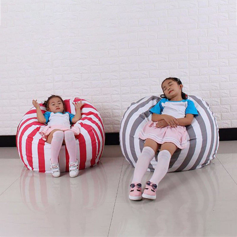 Portable Stuffed Animal Storage Chair