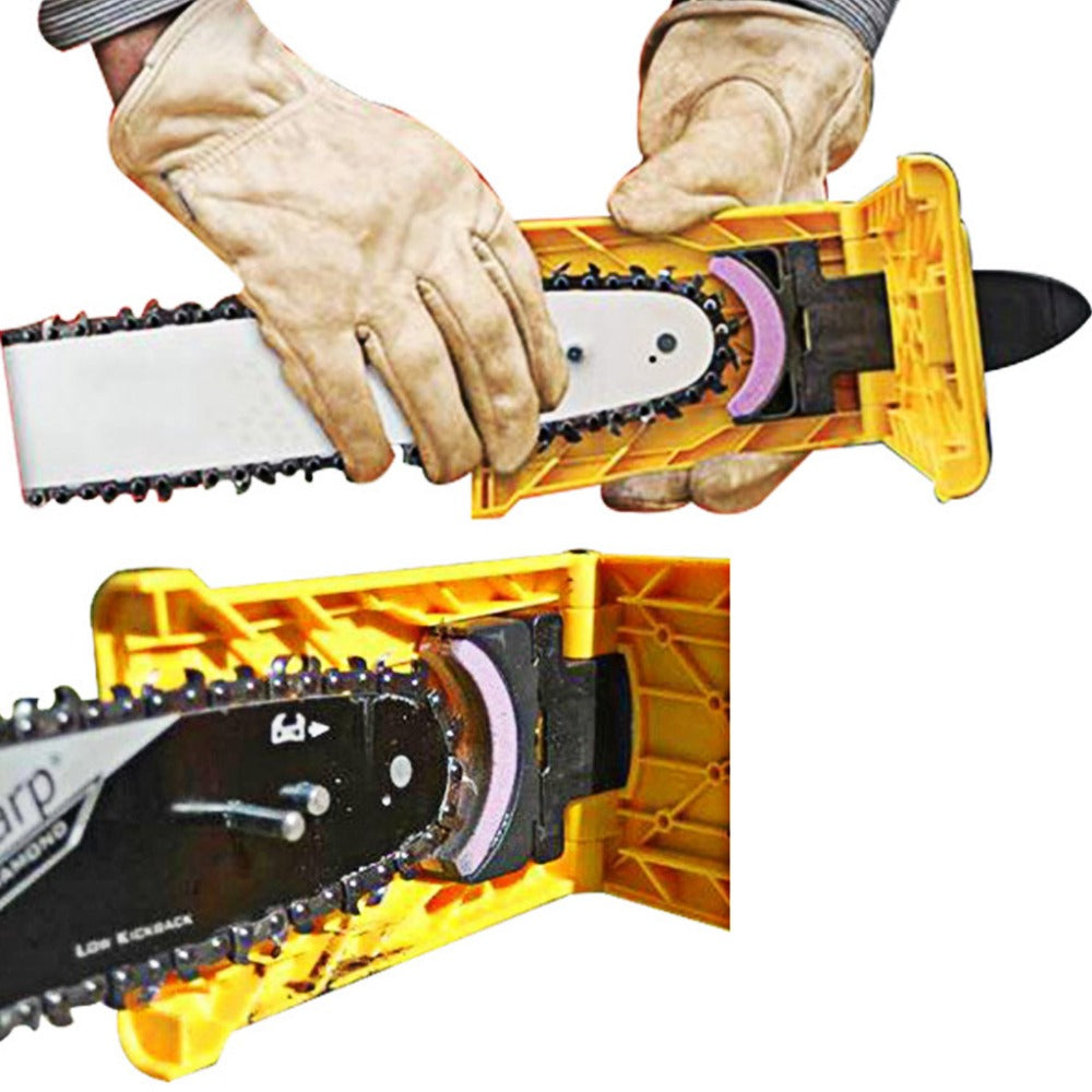 Speedy Chainsaw Teeth Sharpener