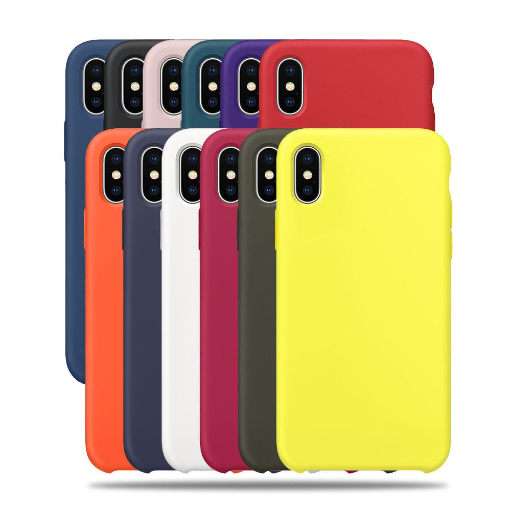 Free Silicone Phone Covers