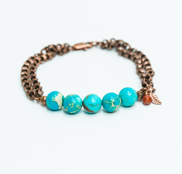 Little Earth Bracelet