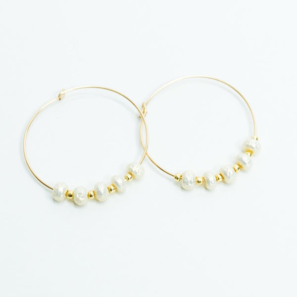 Pearl Sway Earrings