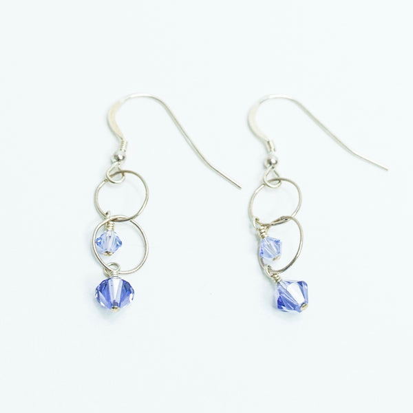 Tanzanite Baubles Earrings