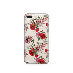 Watercolor Floral iPhone Case