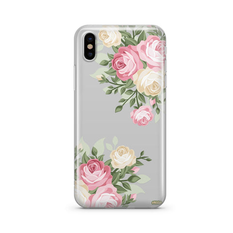 Vintage Roses iPhone Case