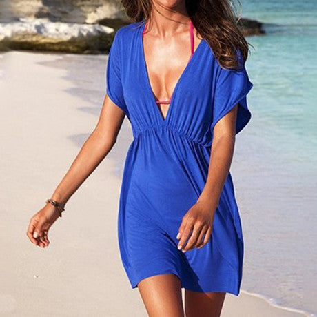 Swimsuit Coverup Dress
