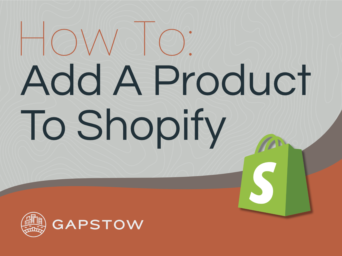 how to add a product to shopify logo image
