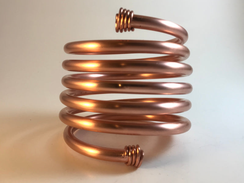 555 SPIRAL POWERCUFFS | ENERGY CONDUCTOR | SUPER COILS